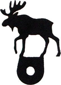 Moose - Cabinet Door Silhouette