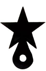 Star - Cabinet Door Silhouette