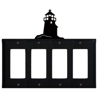 Lighthouse - Quad. GFI Cover
