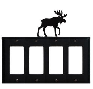 Moose - Quad. GFI Cover