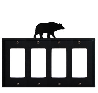 Bear - Quad. GFI Cover
