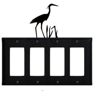 Heron - Quad. GFI Cover
