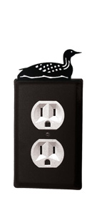Loon - Single Outlet Cover