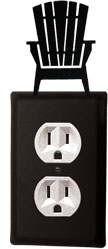 Adirondack - Single Outlet Cover