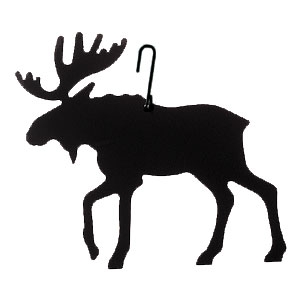 Moose - Decorative Hanging Silhouette